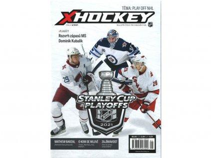 Časopis xHockey 2021/05