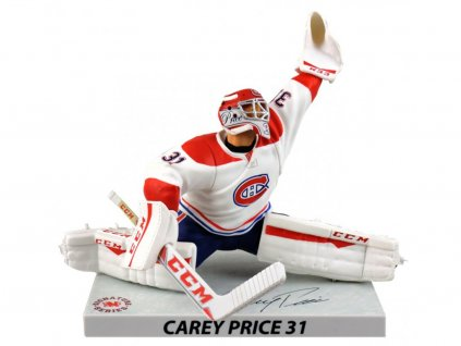 Figurka Carey Price #31 Montreal Canadiens Imports Dragon