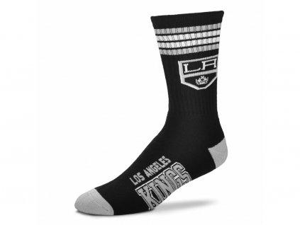 Detské ponožky Los Angeles Kings 4 Stripes Crew