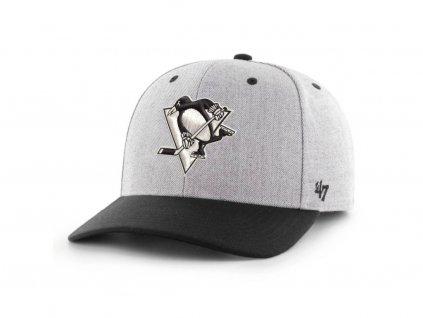 Šiltovka Pittsburgh Penguins Storm Cloud TT '47 MVP DP