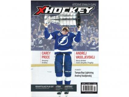 Časopis xHockey 2021/07 - 08