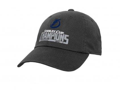 Detská Šiltovka Tampa Bay Lightning 2021 Stanley Cup Champions Slouch Adjustable