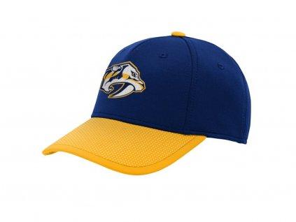 Detská Šiltovka Nashville Predators 2019 NHL Draft - Authentic Flex Hat - Navy