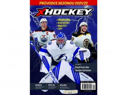 Časopis xHockey 2021/09 - 10 - sprievodca sezónou 2021/22