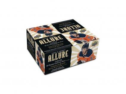 Hokejové Karty 2020-21 UD Allure Hockey Retail Box