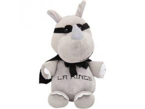 Plyšový superhrdina Los Angeles Kings - Nosorožec