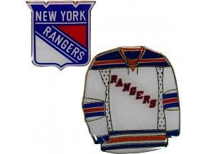 Odznak - New York Rangers - 2 kusy