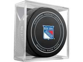 Puk New York Rangers Game Official