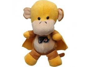 Plyšový superhrdina Philadelphia Flyers - opica