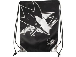 NHL vak San Jose Sharks Metallic Drawstring