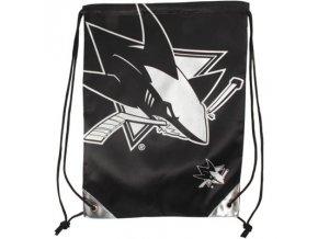 NHL vak San Jose Sharks Metallic Drawstring