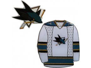Odznak - San Jose Sharks - 2 kusy