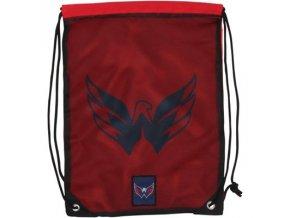 NHL vak Washington Capitals Mesh Big Logo Drawstring