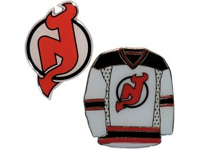 Odznak - New Jersey Devils - 2 kusy