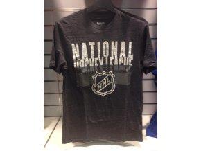Tričko NHL logo Reebok Split Time