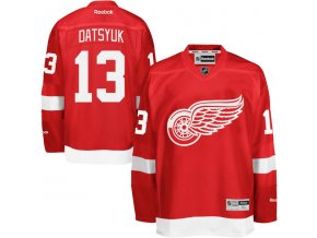 Dres Pavel Datsyuk Detroit Red Wings Premier Jersey Home
