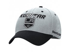Šiltovka Los Angeles Kings Structured Flex 15 - Anze Kopitar #11