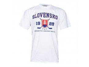 Tričko SLOVENSKO 1929 WHITE