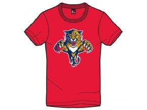 Detské Tričko Florida Panthers Majestic Rotal Logo Tee