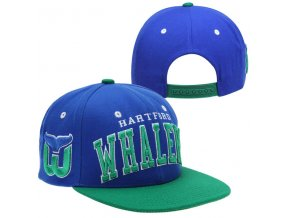 Šiltovka Hartford Whalers Super Star Snapback - modrá