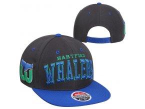 Šiltovka Hartford Whalers Super Star Snapback - čierna