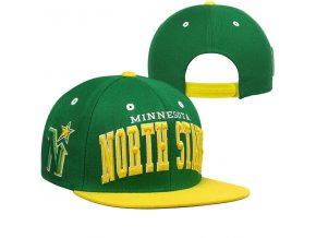 Šiltovka Minnesota North Stars Super Star Snapback - zelená