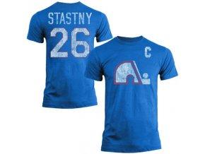 Tričko Peter Stastny Quebec Nordiques