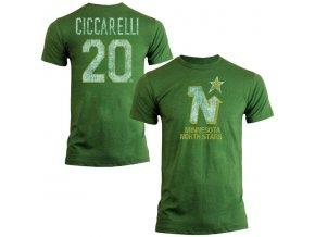 Tričko Dino Ciccarelli Minnesota North Stars