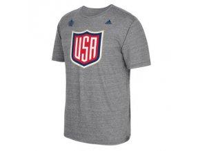 Tričko Team USA Tri-Blend Svetový Pohár 2016