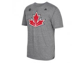 Tričko Team Canada Tri-Blend Svetový Pohár 2016