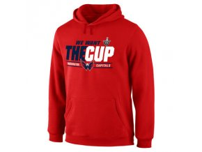 Mikina Washington Capitals 2016 Stanley Cup Playoffs We Want The Cup
