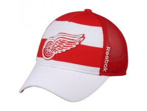 Šiltovka Detroit Red Wings Face Off Trucker 2016