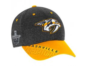 Šiltovka Nashville Predators 2016 Stanley Cup Playoffs Structured Flex