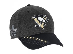 Šiltovka Pittsburgh Penguins 2016 Stanley Cup Playoffs Structured Flex