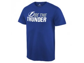 Tričko Tampa Bay Lightning Be The Thunder