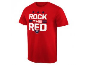 Tričko Washington Capitals Rock The Red