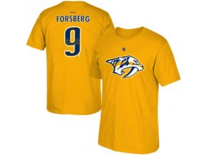 Tričko #9 Filip Forsberg Nashville Predators