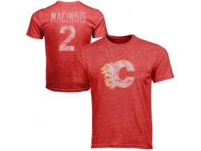 Tričko #2 Al MacInnis Calgary Flames Legenda NHL