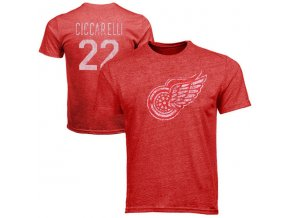 Tričko #22 Dino Ciccarelli Detroit Red Wings Legenda NHL