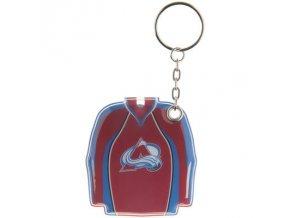 Prívesok na kľúče Colorado Avalanche Minidres