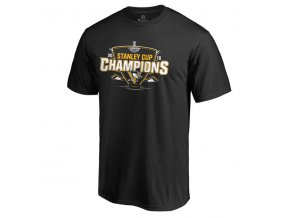 Tričko Pittsburgh Penguins 2016 Stanley Cup Champions Standard