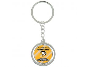 Prívesok Pittsburgh Penguins 2016 Stanley Cup Champions Spinner