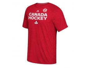Tričko Team Canada Locker Room Svetový pohár 2016
