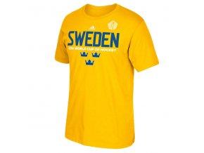 Tričko Team Sweden Pride Svetový pohár 2016