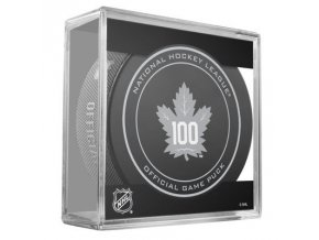 Puk Toronto Maple Leafs 100th Anniversary Game Official