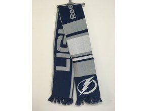 Šál Tampa Bay Lightning Face Off Jacquard 16