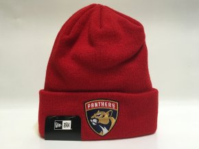 Zimná Čiapka Florida Panthers New Era Cuffed Knit