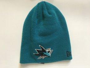 Detská Zimná Čiapka San Jose Sharks New Era Skull Knit