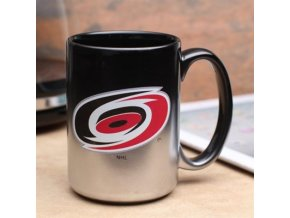Hrnček Carolina Hurricanes Chrome