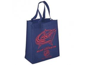 NHL nákupná taška columbus blue jackets